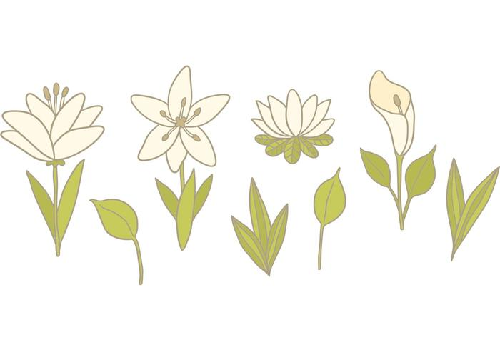 Gratis Fleur de lis Vectors