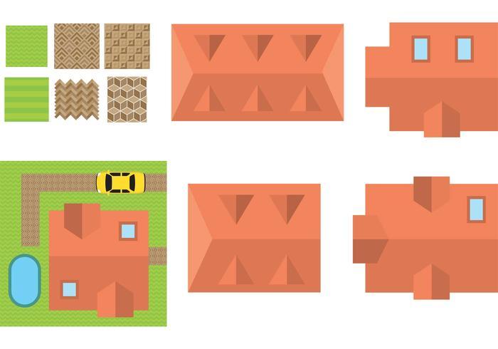 Architektur Design Elemente