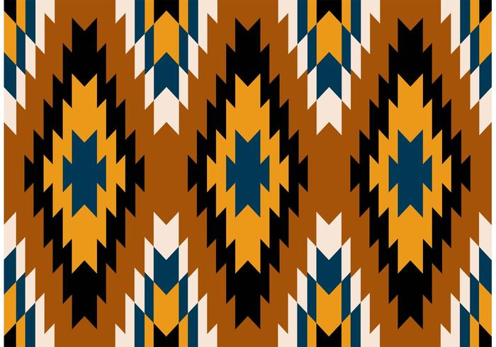 Navajo Aztec Tribal Patterns