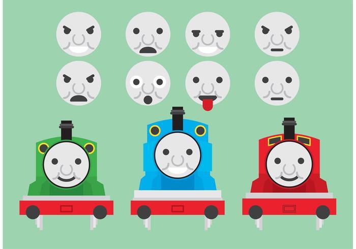 Thomas The Train Vectors