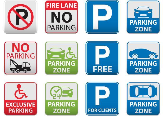 Parking Signal Vectors