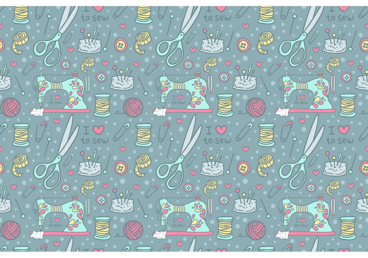 sewing machine patterns