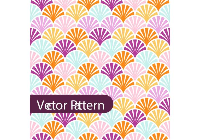 Colorful Pattern Design Vector