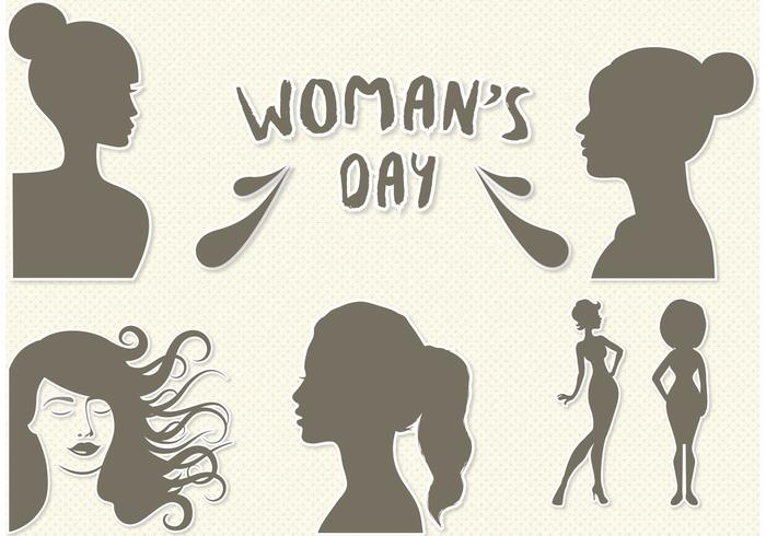 Woman's Day Vectors