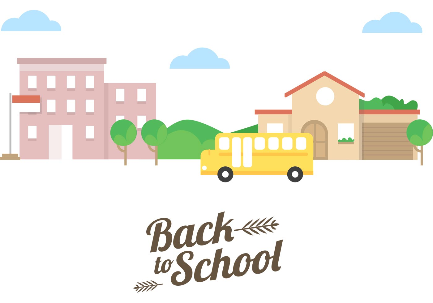 back to school vector - photo #5