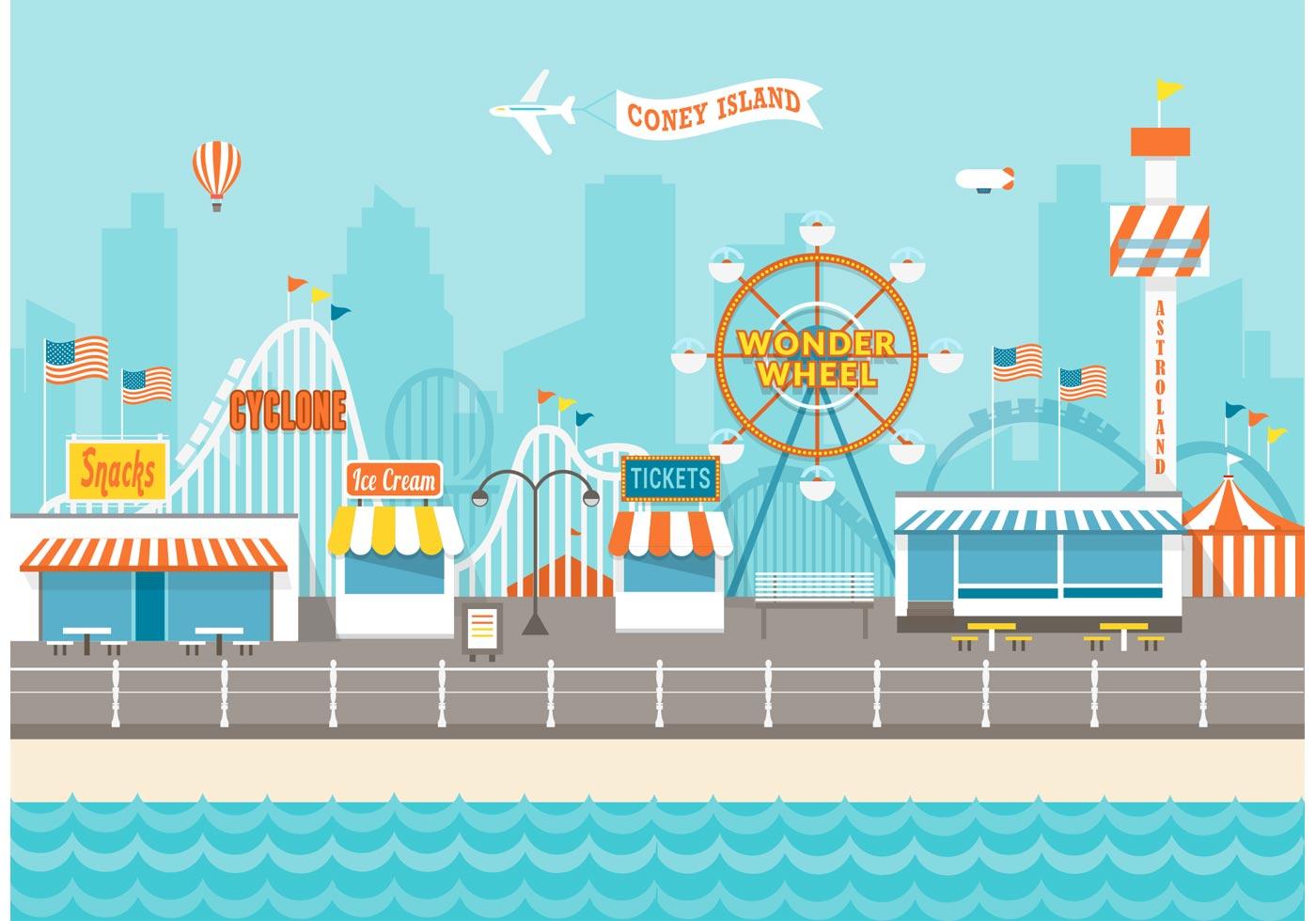 city park vector - photo #32