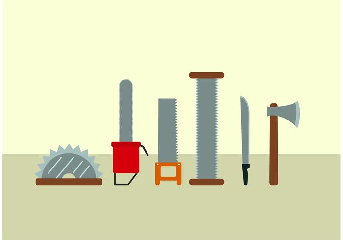 Construction Tool Vectors