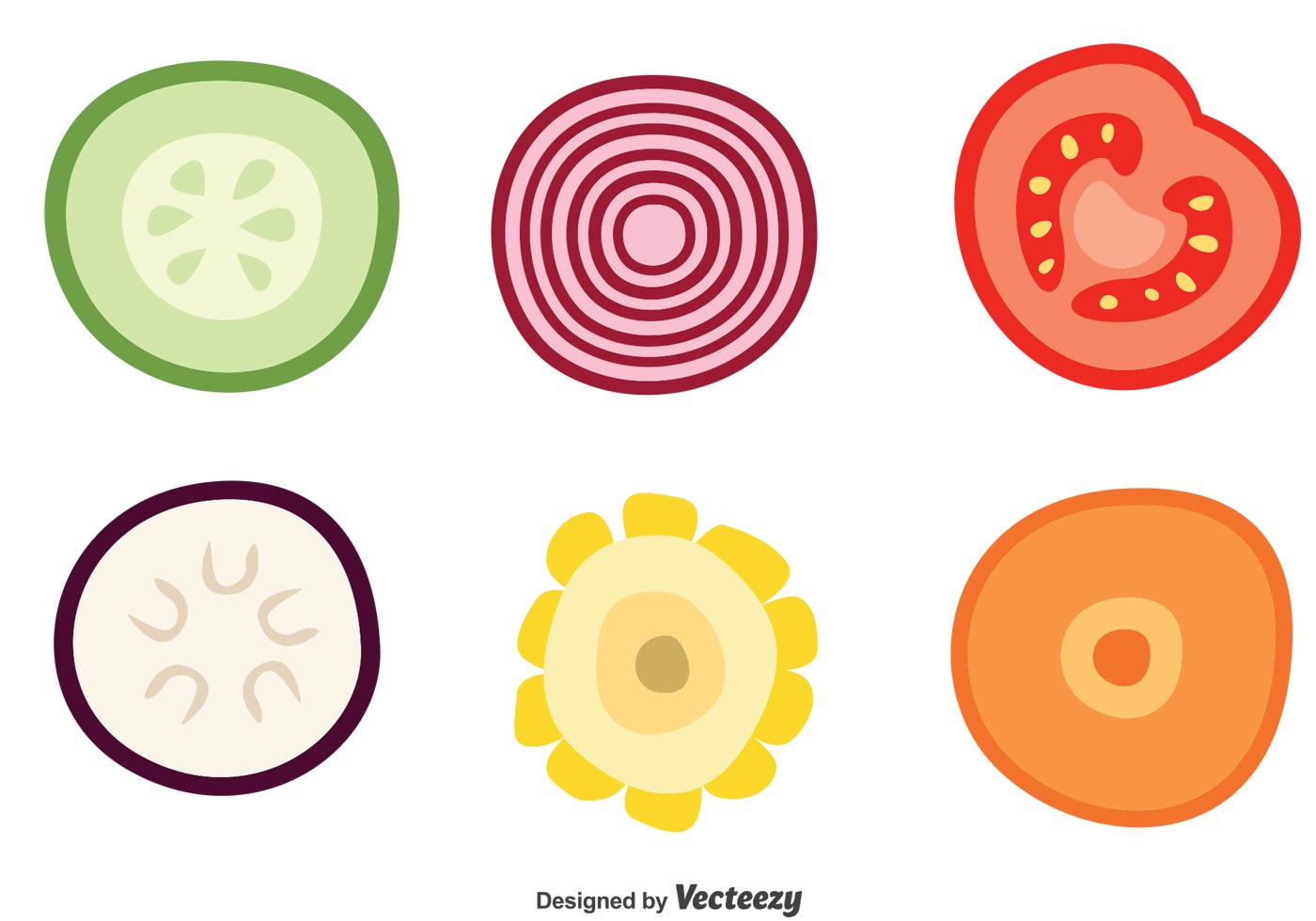 Vegetable Free Vector Art - (7627 Free Downloads)
