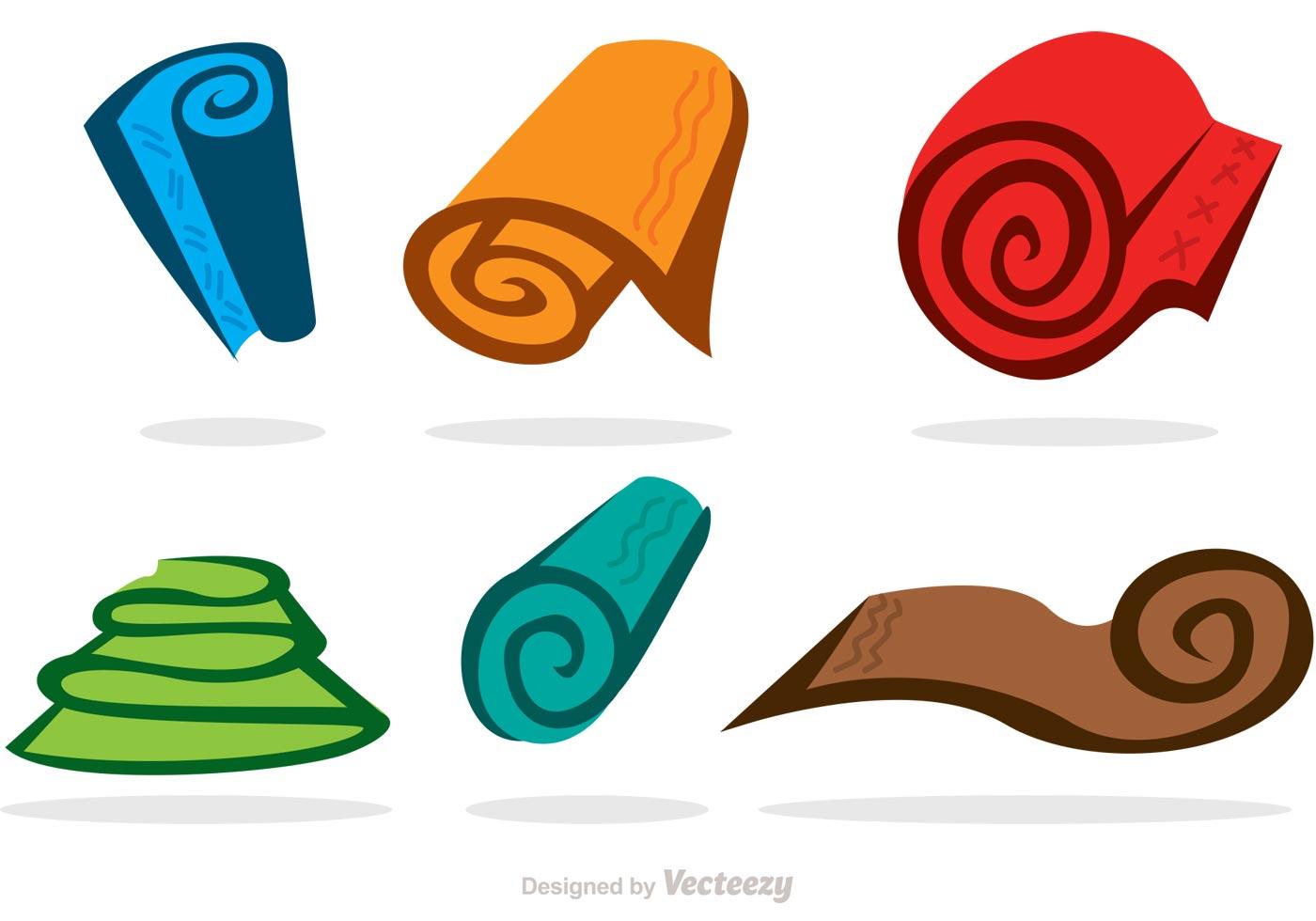 Carpet Roll Vectors Download Free Vector Art Stock