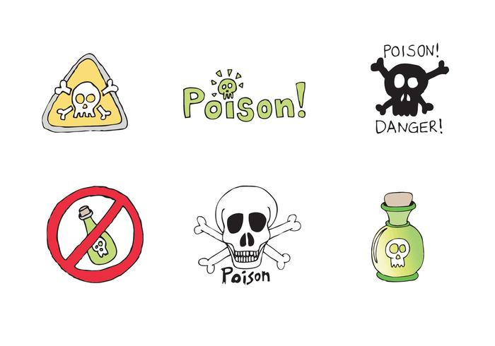 Free Poison Vector Series