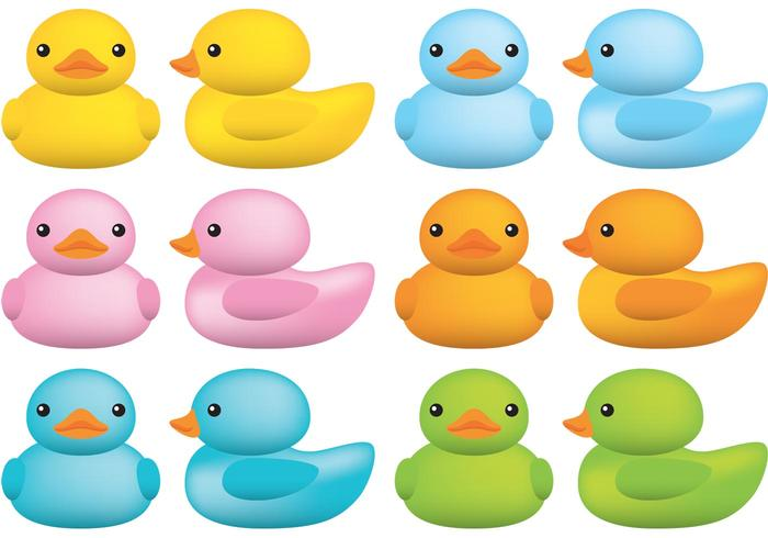 Rubber Duck Vectors