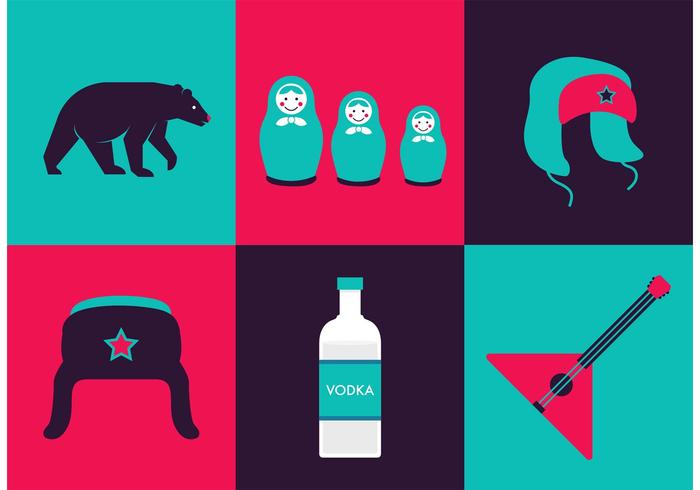 Rusia Vector Pack