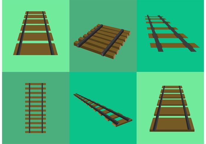 Railroad Vectors