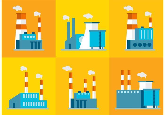 Fabriksvektorer