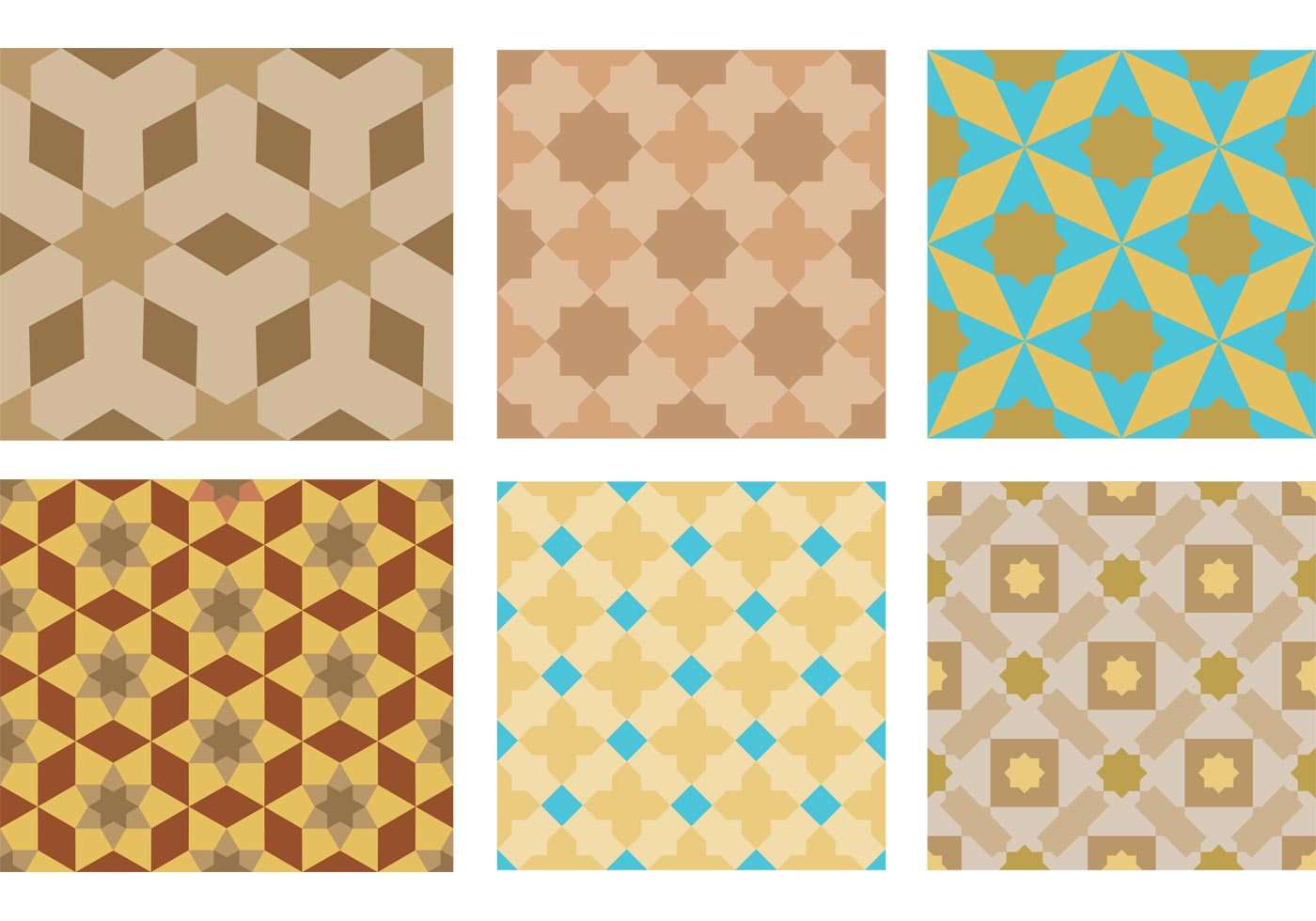 Morocco Motif Pattern Vectors - Download Free Vector Art, Stock ...