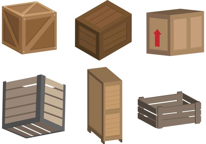 Vecteurs de caisse