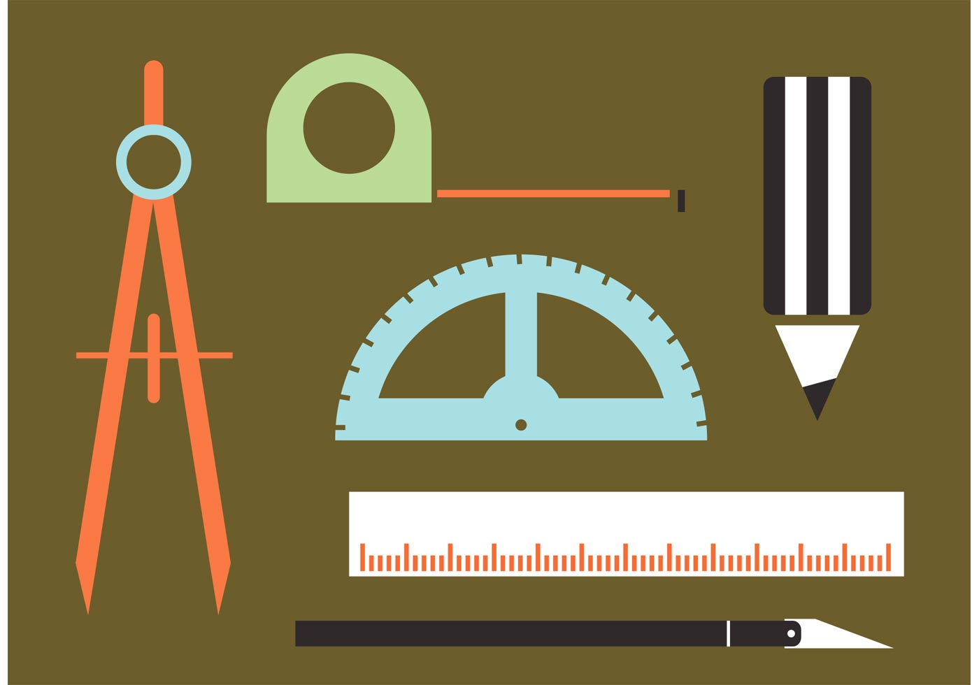 tools architecture vectors vector clipart graphics engineering drafting system flat vecteezy