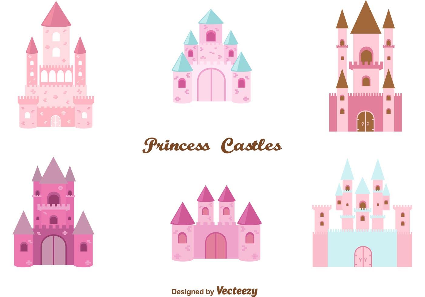 Gallery For gt Princess Castle Silhouette