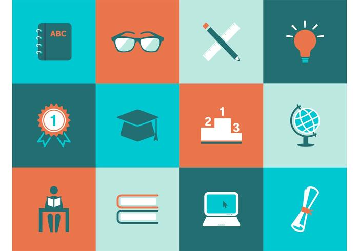 Free Education Vector Icons Download Free Vector Art Stock Graphics Amp Images