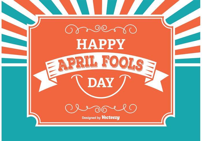 April fools illustration