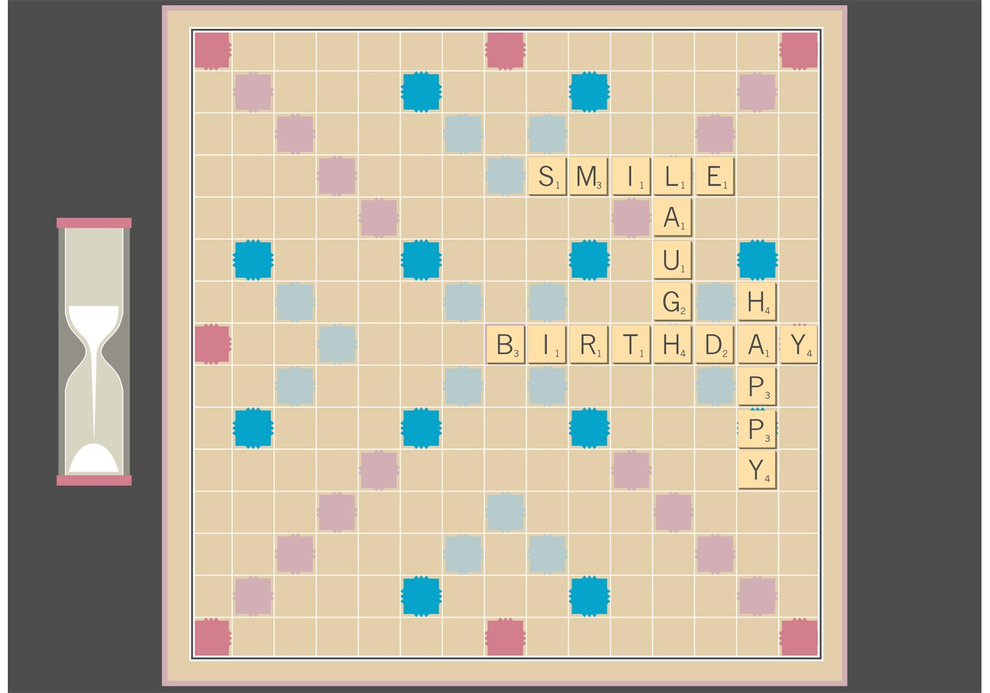 picture regarding Free Printable Scrabble Board referred to as Scrabble Board No cost Vector Artwork - (13 Free of charge Downloads)