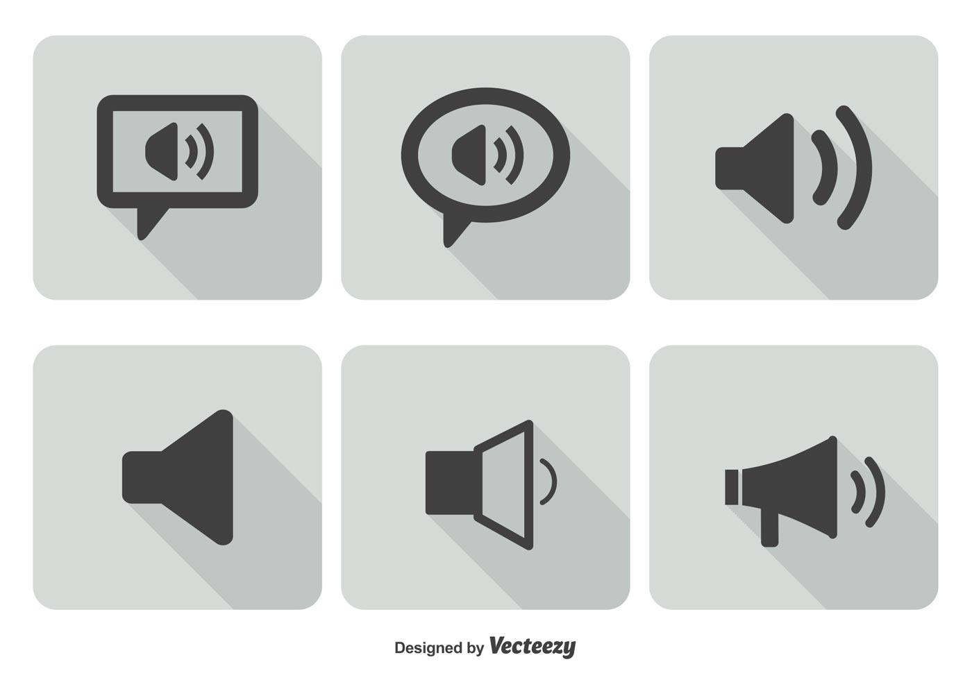 Sound Icon Set - Downl...