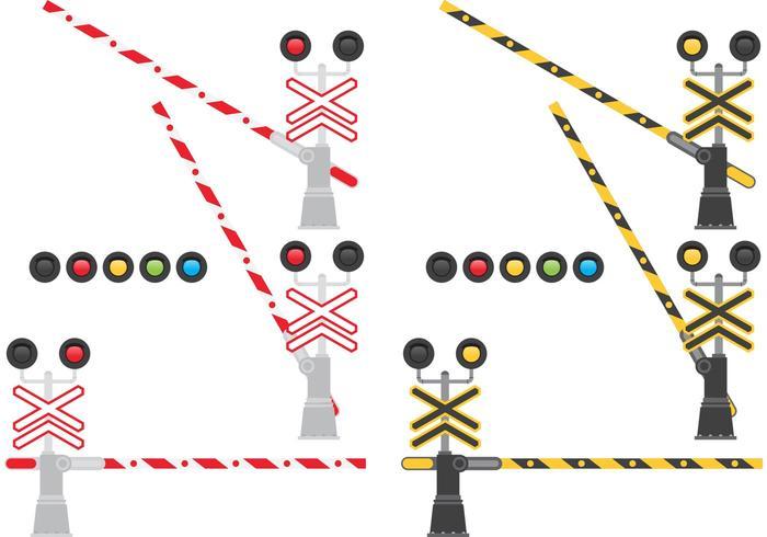 Railroad Barriers