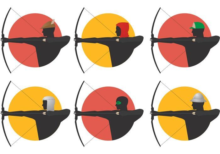 Archervektorer