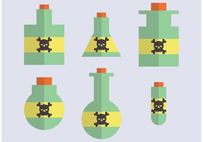 Free Poison Vectors