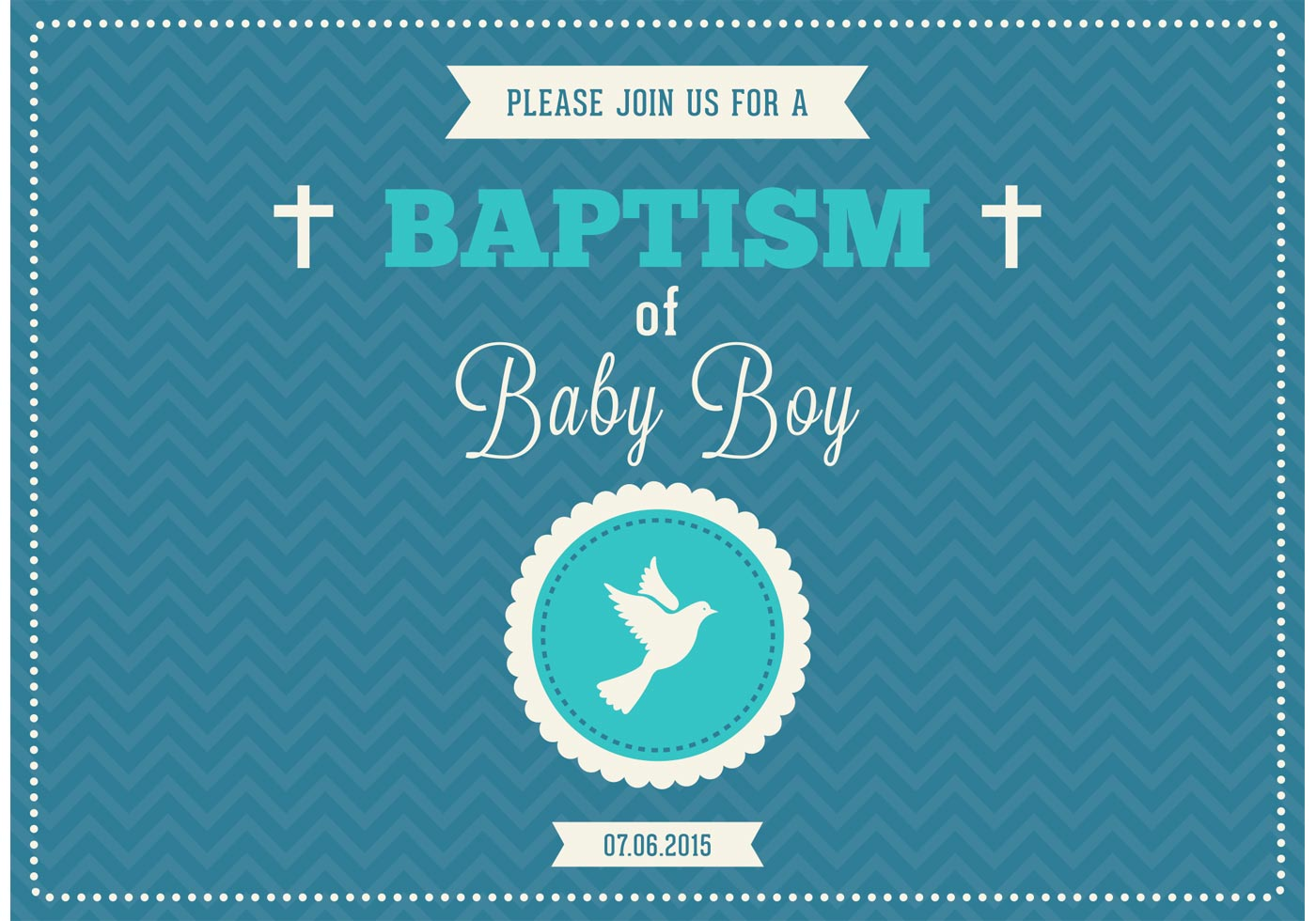 Free baby boy baptism vector invitation download free vector art free baby boy baptism vector invitation download free vector art stock graphics images stopboris Images