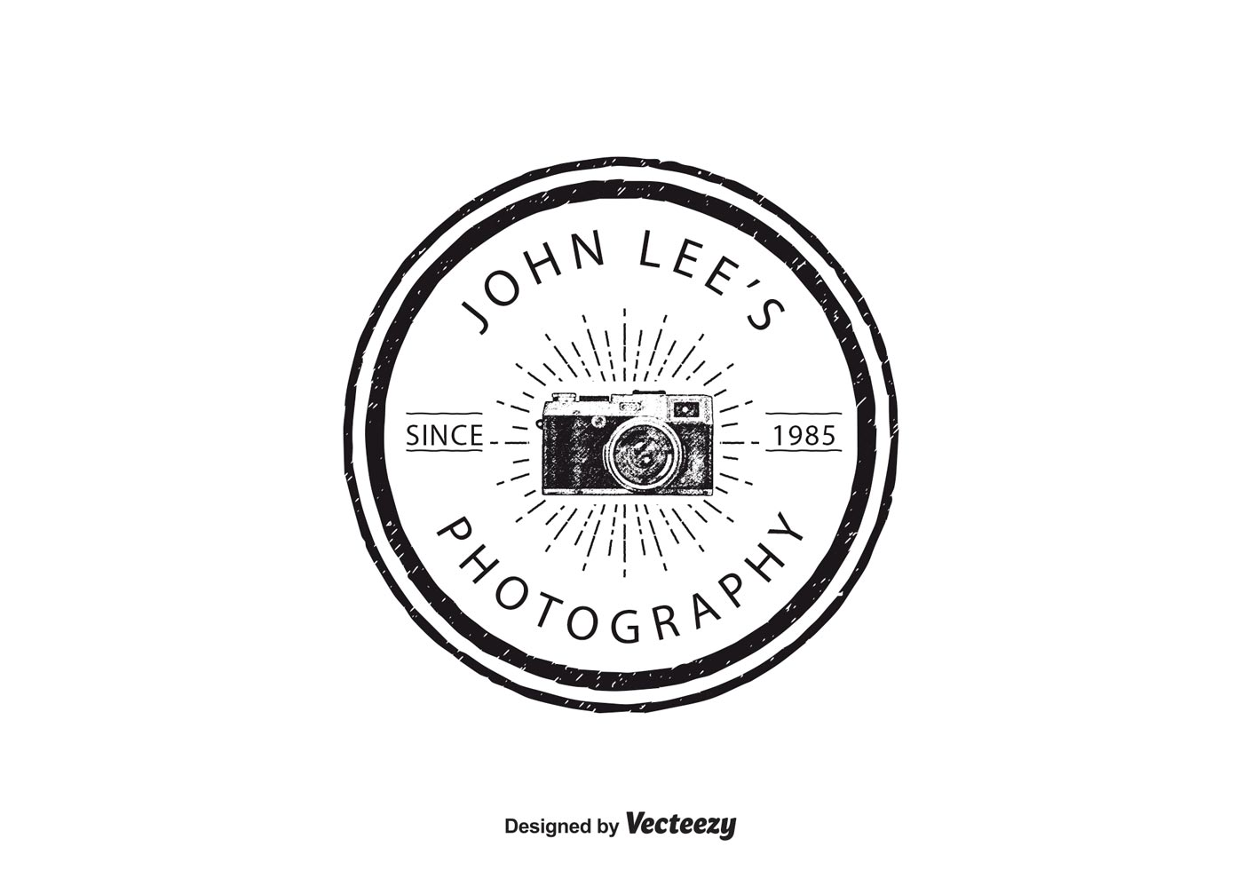 Vintage Photography Logo Template Download Free Vector Art Stock
