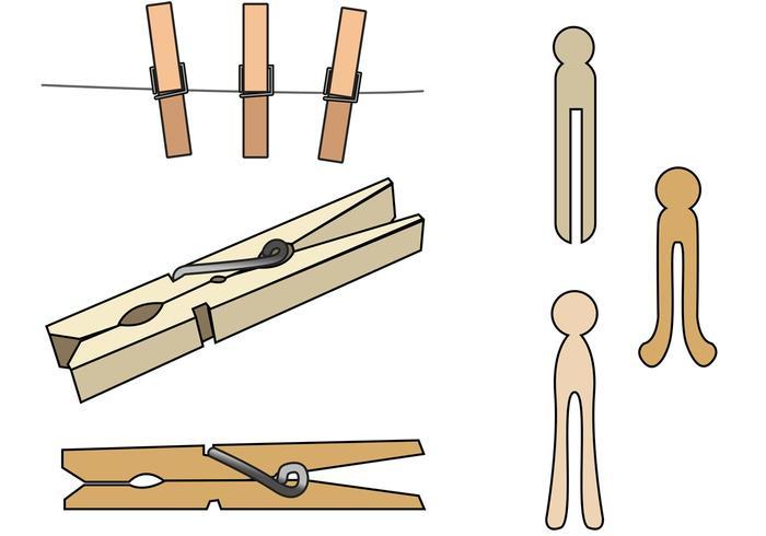clothes peg clip art - photo #15