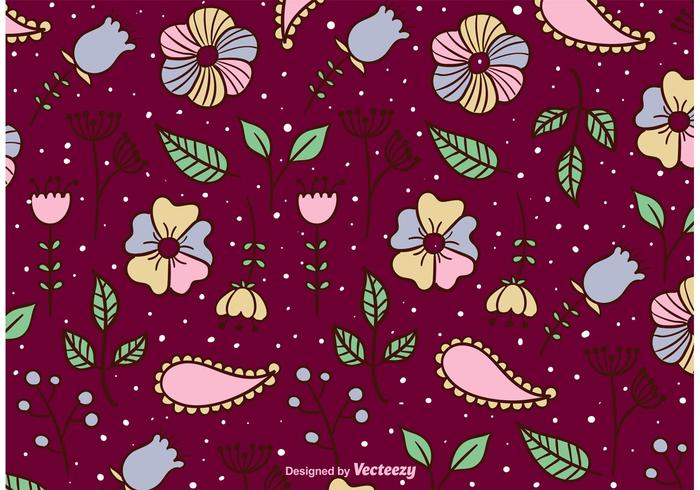 Blossom Floral Background