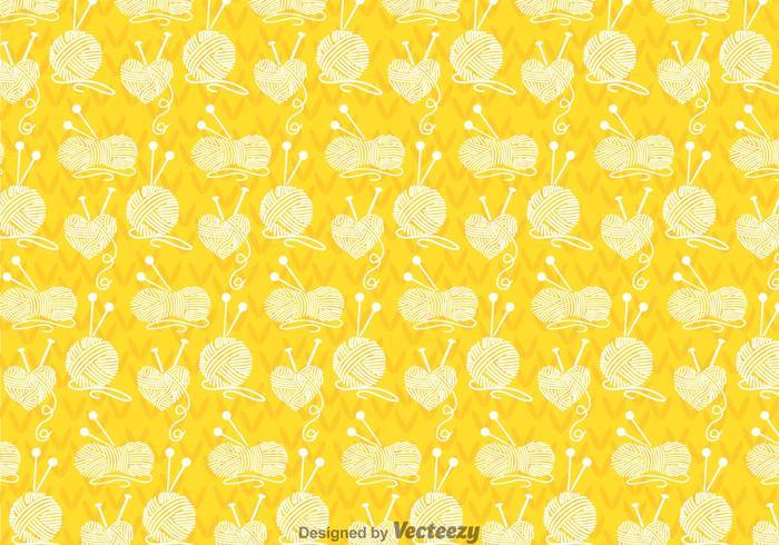 Ball Of Yarn Pattern