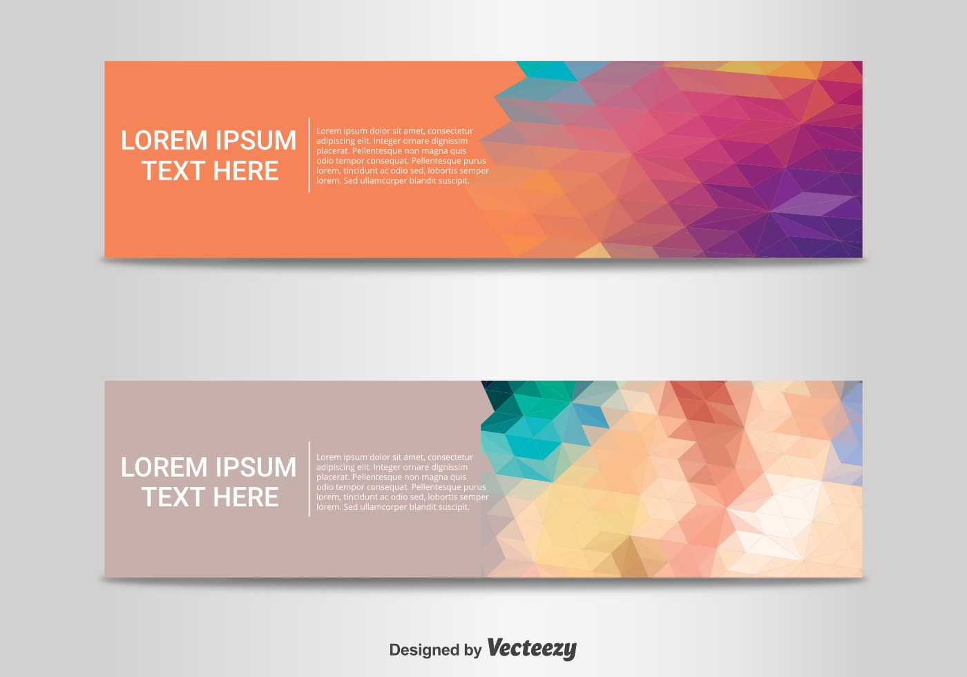 Abstract Banner Templates - Download Free Vector Art ...
