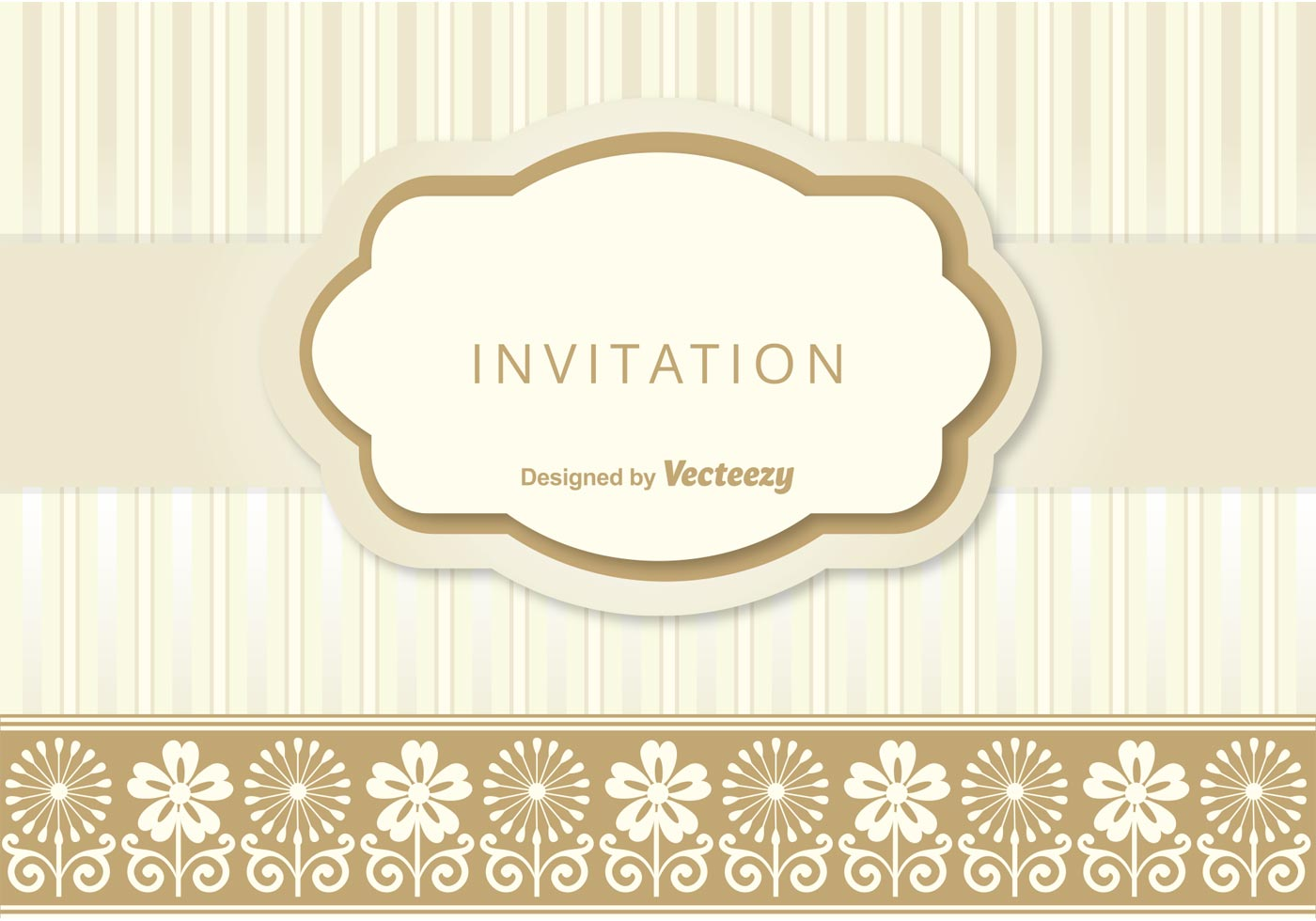 Invitation free vector art 4458 free downloads cute invitation template stopboris Gallery