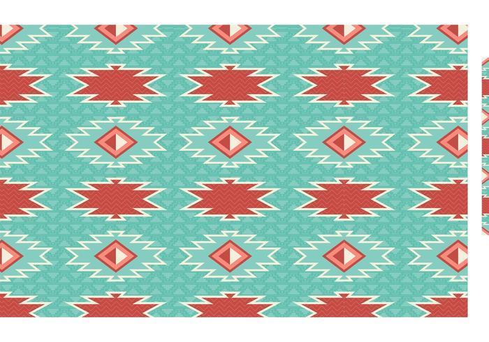 Modelo geométrico libre del vector inconsútil de Aztec