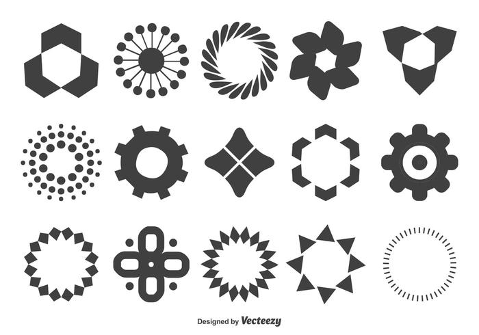 Geometric Shape Set