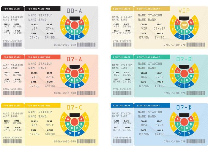 Vector Concert Tickets