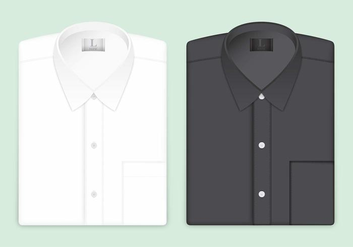 Vector Folded Shirt