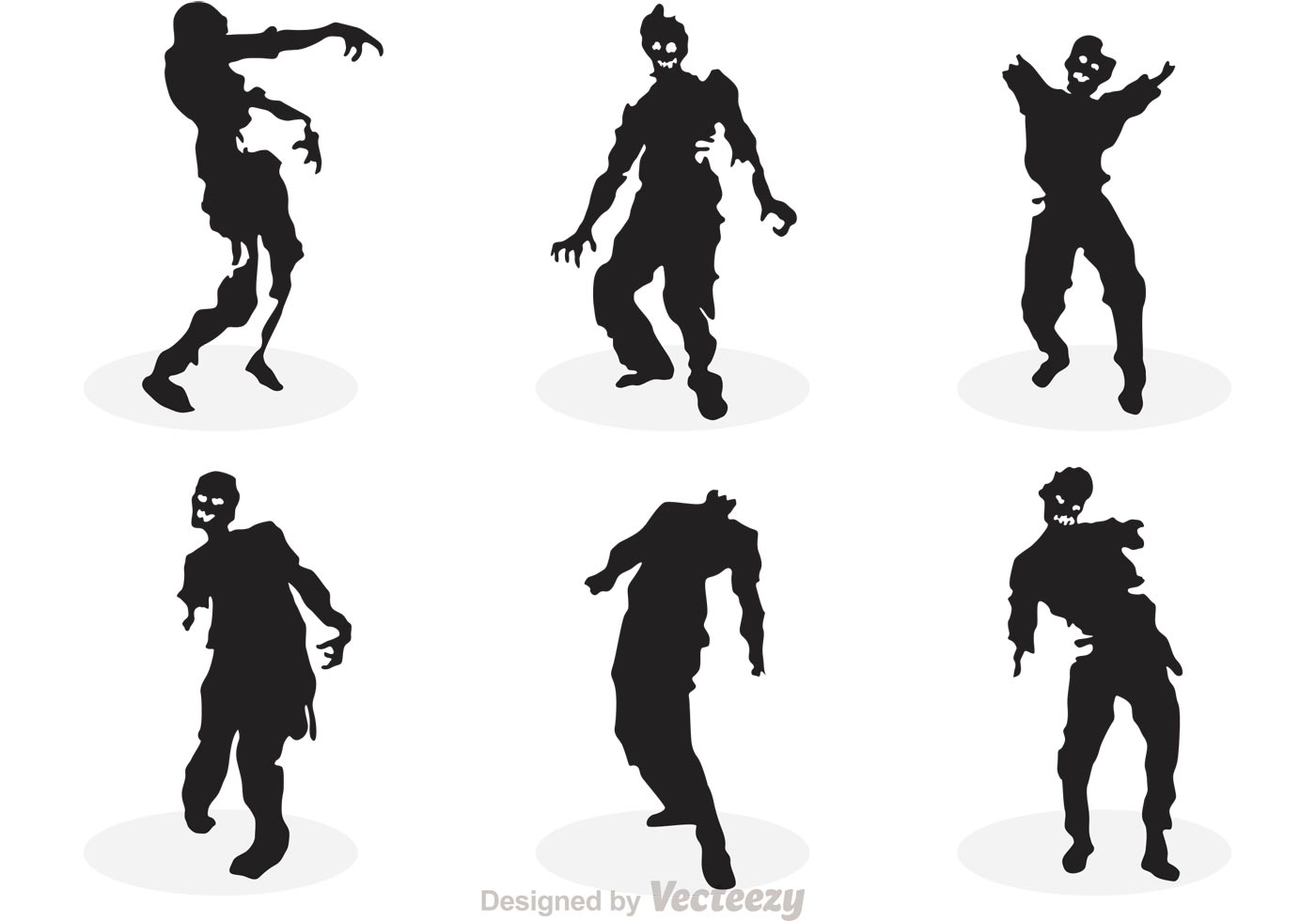 Image Result For Zombies Black
