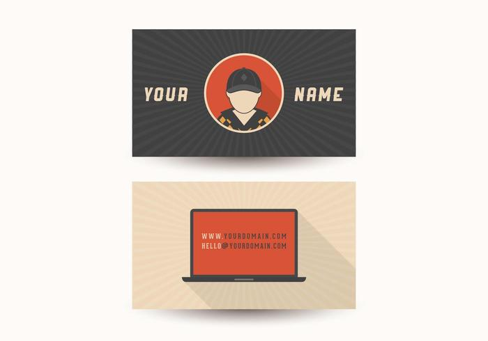 Computer Visiting Card Design 19244 Free Downloads
