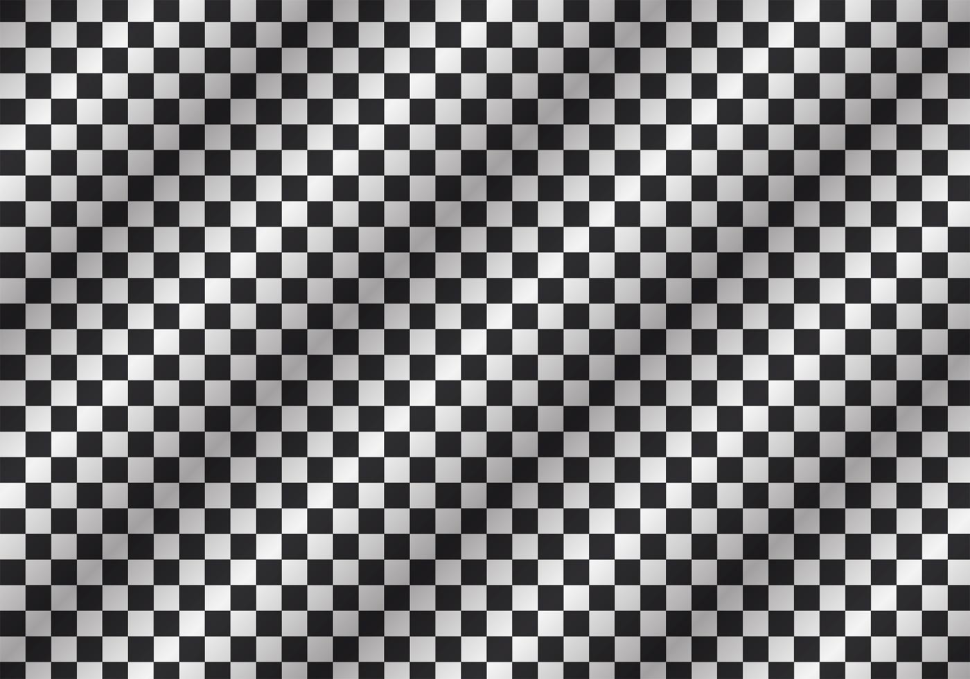 Vector Checkerboard Pattern With Shadow Download Free
