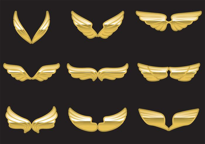 Vektor Golden Wings