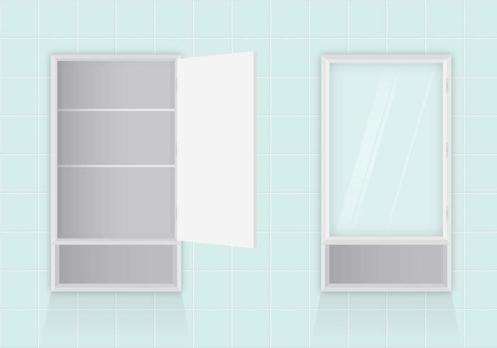 Vector Bathroom Cabinets