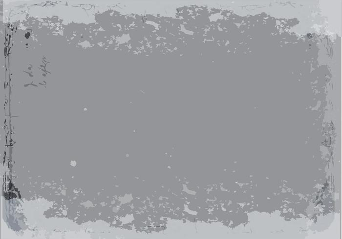 Abstract Grunge Overlay Vector