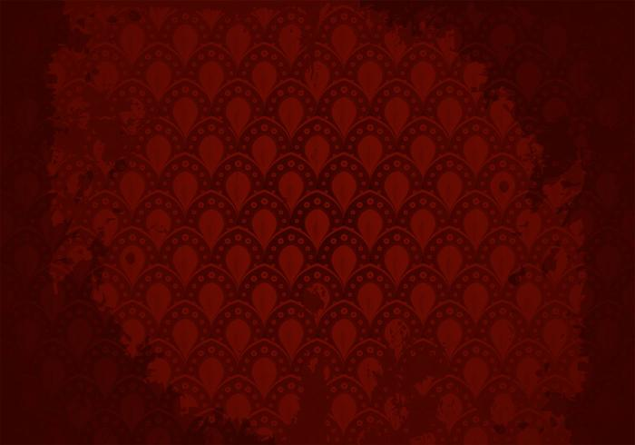 Maroon Background Pattern Vector