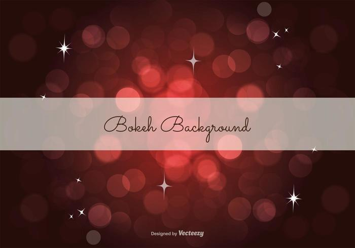 Beautiful Bokeh Style Background