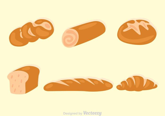 Vector Breads Icons
