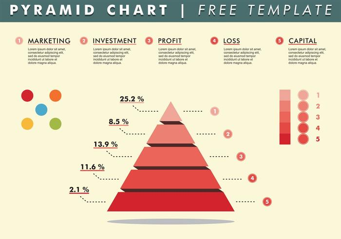 Pyramid Chart Free Vector Art   Free Downloads